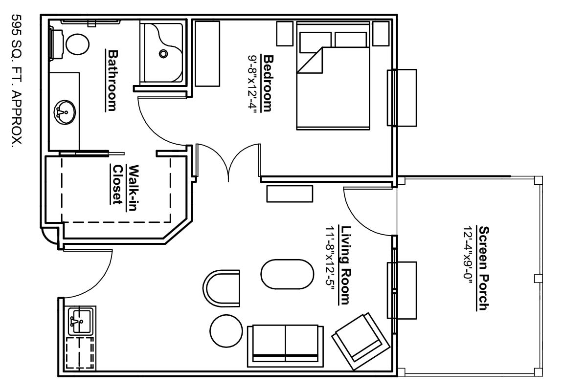 One Bedroom Deluxe D