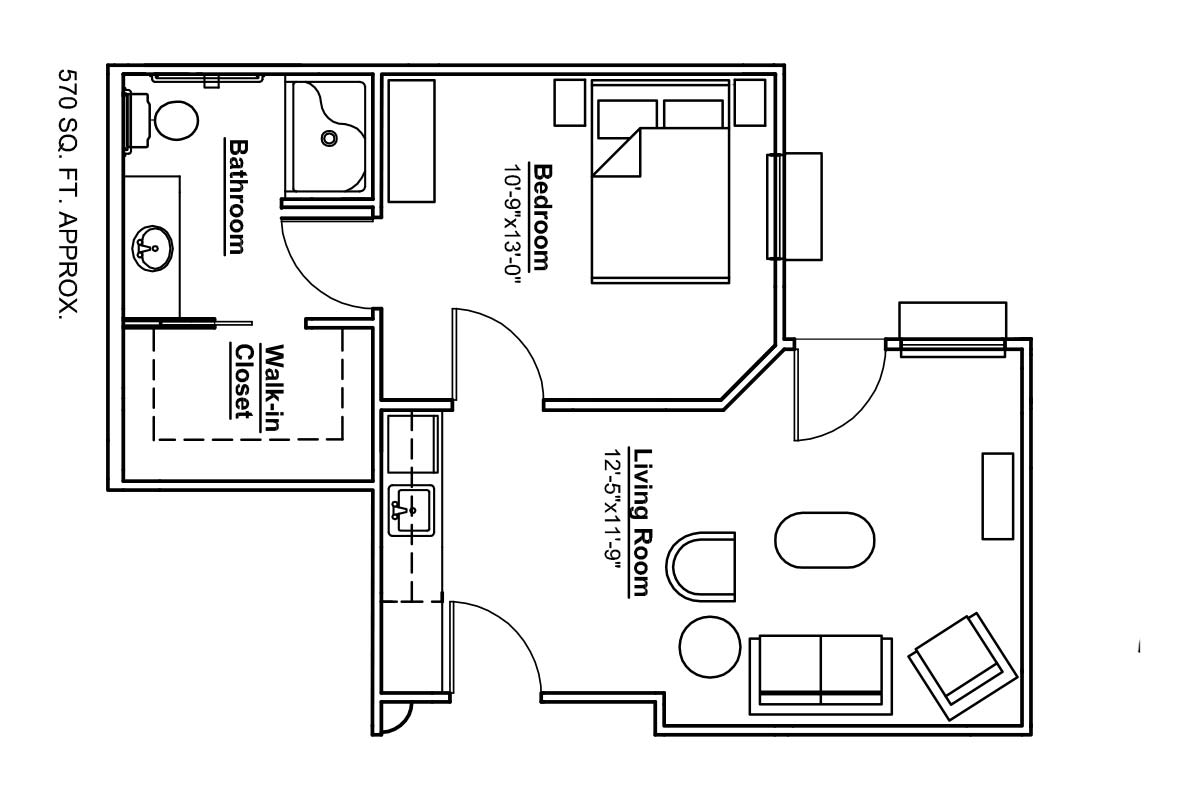 One Bedroom Deluxe E