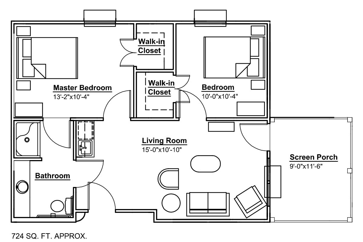Two Bedroom Deluxe H